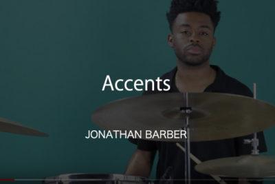 Jonathan Barber レッスン動画