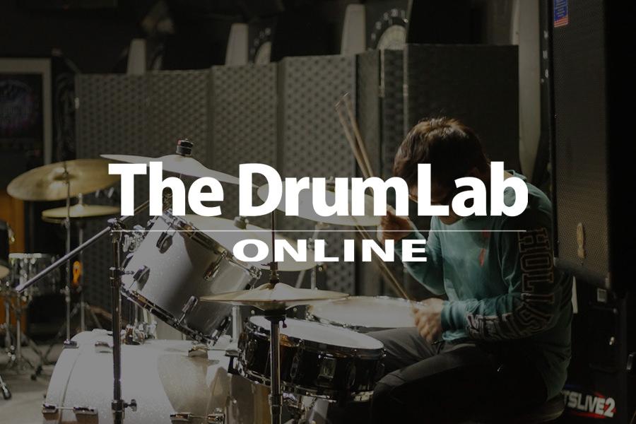 The Drum Lab オンライン