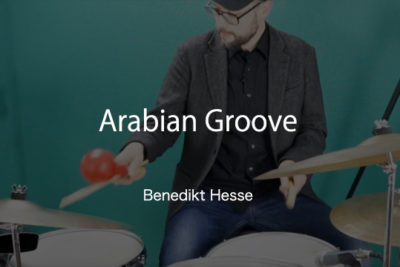 Benedikt Hesse ドラムレッスン動画